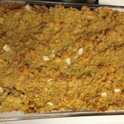 Grandma's Stuffing Recipe
