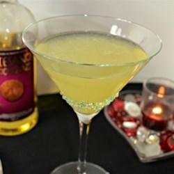 Lemon Pisco Sour