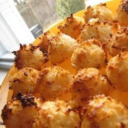 Coconut Macaroons II Recipe