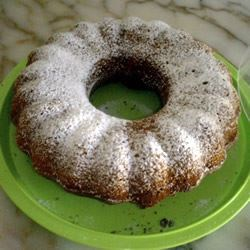 Marble Cake II Recipe