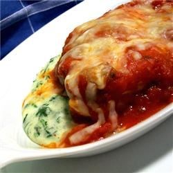 Maria's Stuffed Chicken Breasts Recipe