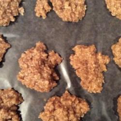 No-Bake Peanut Butter Cookies III Recipe
