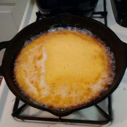 Basic Buttermilk Corn Bread Recipe