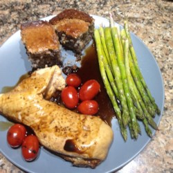 Balsamic Chicken Breasts Recipe