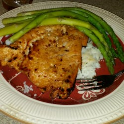 Ginger Chili Citrus Salmon Recipe