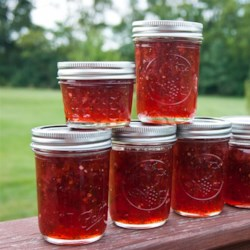 Strawberries and Champagne Jam Recipe