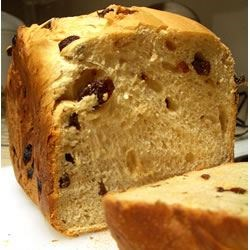 Photo of Rum Raisin Bread by Jill B. Mittelstadt