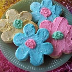 The Best Rolled Sugar Cookie