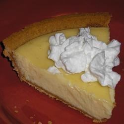Key Lime Cream Pie Recipe