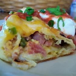 Brunch Enchiladas Recipe