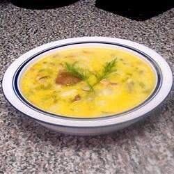 Smoked Salmon Chowder Recipe