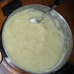 My Garlic Mashed Potatoes
