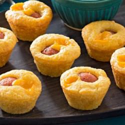 mini corn dog muffins printer friendly