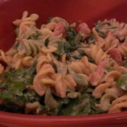 Spinach Ziti Recipe