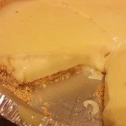 1-2-3 Lemon Icebox Pie Recipe