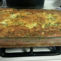 Potato and Cheese Breakfast Casserole Recipe