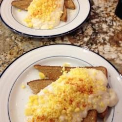 Goldenrod Egg Recipe