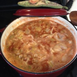 Ham and White Bean Soup Recipe