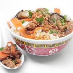 Chinese Ham Stew Recipe
