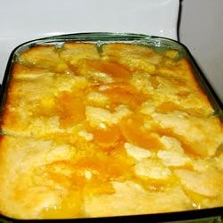 American Girl's Peach Cobbler