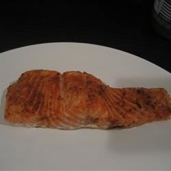 Photo of Cold Roasted Moroccan Spiced Salmon by Menealeous' Daughter