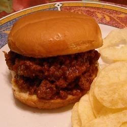 Jill's Sloppy Joes Recipe