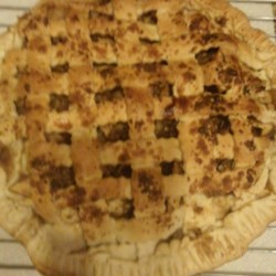 Caramel Apple Pie I Recipe