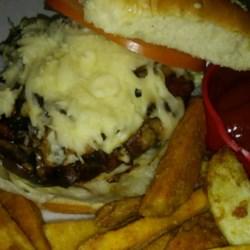 Seahawk Burger Recipe