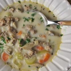Italian Style Winter Soup Recipe