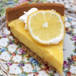 Creamy ReaLemon(R) Pie