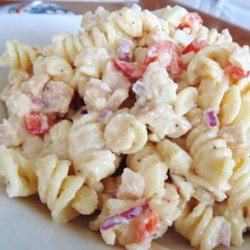 Canned chicken pasta salad recipes