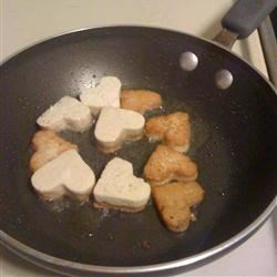 tofu hearts