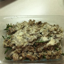 Asparagus with Pecans and Parm Recipe