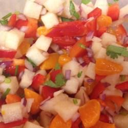 Tangy Jicama Slaw Recipe