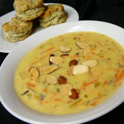 Minnesota Wild Rice Soup Recipe