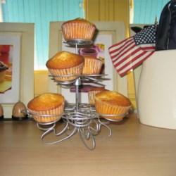 Banana Cheesecake muffins. Miam !