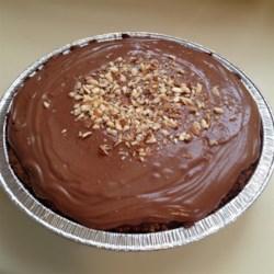 Chocolate-Almond Tofu Pie Recipe