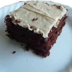 Photo of Chocolate Peanut Butter Wacky Cake by Teryl Shryack