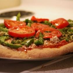 Image of Amazing Whole Wheat Pizza Crust, AllRecipes