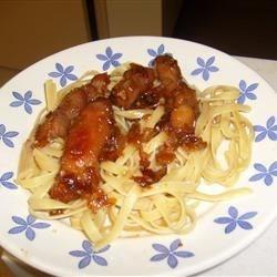 Photo of Sweet Garlic Chicken by gourmet flossie