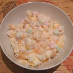 Sarah's Ambrosia Fruit Salad Recipe