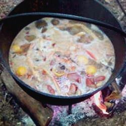 Photo of Seafood Boil by Gary W. Brown