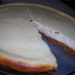Daniel's Favorite Cheesecake Recipe