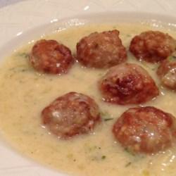 Meatball Orzo Soup Recipe