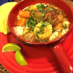 Mexican Oxtail Beef Soup Recipe