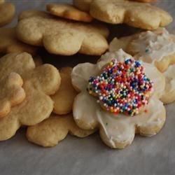 Photo of Irish Cream Sugar Cookies by Kristin