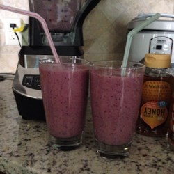 Strawberry-Banana Smoothie Recipe