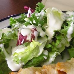 'Out of Salad Dressing' Salad Dressing Recipe