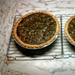 Green Chile Spinach Quiche Recipe