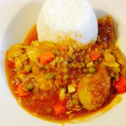 Potato Chicken Stew